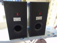 2 Speakers (JWS C26) for sale