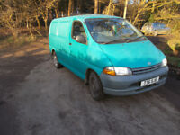 WANTED vw crafter wanted toyota hiace mitsubishi l300 old jap 4x4s vans mercedes sprinter vw lt
