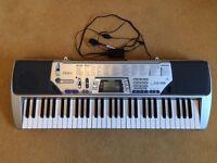 Casio Keyboard - Model CTK-496.