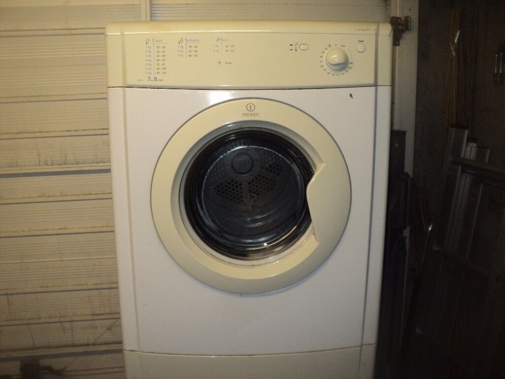 hotpoint vented tumble dryer 7kg