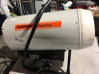 Andrews G30DV Gas Space Heater
