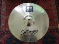 "Stagg DH 16"" Brilliant Crash Cymbal"