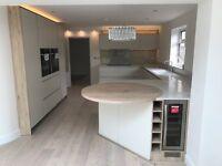 Advanced kitchen fitter