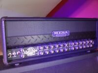 MESA BOOGIE ROADSTER HEAD 50/100 WATT