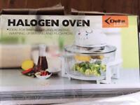 Halogen oven new and boxed