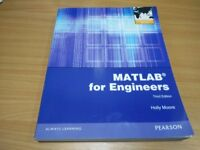 MATLAB for engineers: brand new, less than half price