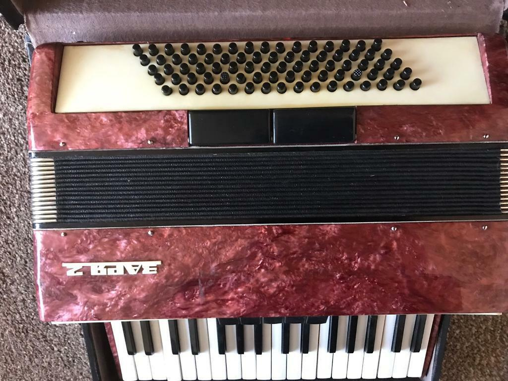 Accordion 80 bass | in Portsmouth, Hampshire | Gumtree