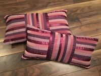 Next purple cushion (x2)