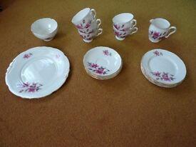 Royal Stafford Evesham tea set