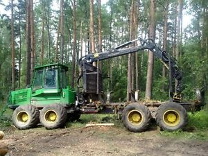 Finance Forestry Equipment - Dealer or Private