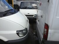 FORD TRANSIT BONNET, SLAM PANEL, WINGS,BUMPERS,DOORS,HEAD LIGHTS,GLASS WINDOWS...