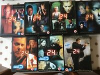 24 Seasons 1-7 DVD Collection