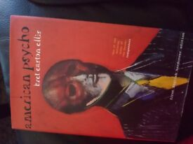 American Psycho hardcover first edition