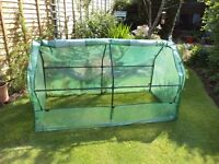 Gardman Seedling Planting Cloche / Mini Greenhouse 6ft by 3ft by 3ft
