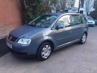 Volkswagen Touran Automatic FULL SERVICE HISTORY