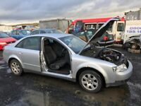 Audi A4 1.9tdi breaking parts available