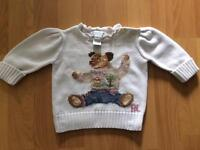 Baby girl Ralph Lauren Jumper