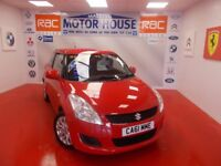Suzuki Swift SZ3(£30.00 ROAD TAX)FREE MOT'S AS LONG AS YOU OWN THE CAR!!! (red) 2012