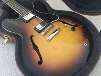 Gibson ES335 2014 figured vintage sunburst