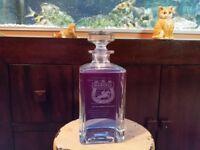 Martell Cognac Grand National Decanter