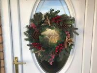 Xmas Christmas Wreath