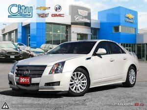2011 Cadillac CTS 3.0 **ALL WHEEL DRIVE BLUETOOTH LEATHER **