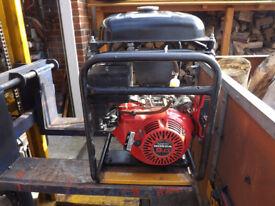Honda Powered 5KVA generator