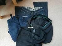 4 pairs of ladies trousers