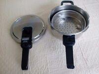 Tefal Sensor pressure cooker.