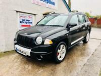 JEEP COMPASS LIMITED CRD 2.0 DIESEL £2995!!