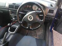 Subaru Impreza 2000 turbo wrx