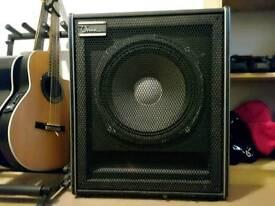 Ohm 1x15 inch Bass 100w Speaker cabinet. £60