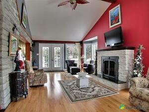 950 000$ - Domaine et villa à vendre à Lac-Simon Gatineau Ottawa / Gatineau Area image 5