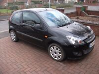 FORD FIESTA CLIMATE STYLE TDCI LOW MILEAGE 70,000 £30 PER YEAR TAX EXCELLENT MPG