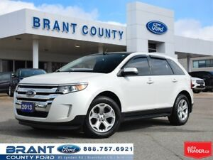 2013 Ford Edge SEL - HEATED SEATS, ROOF, BACK UP CAMERA!