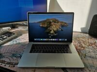 MacBook Pro 15, 2018 with Core i9 and Apple Care