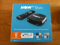 Now TV box - free!