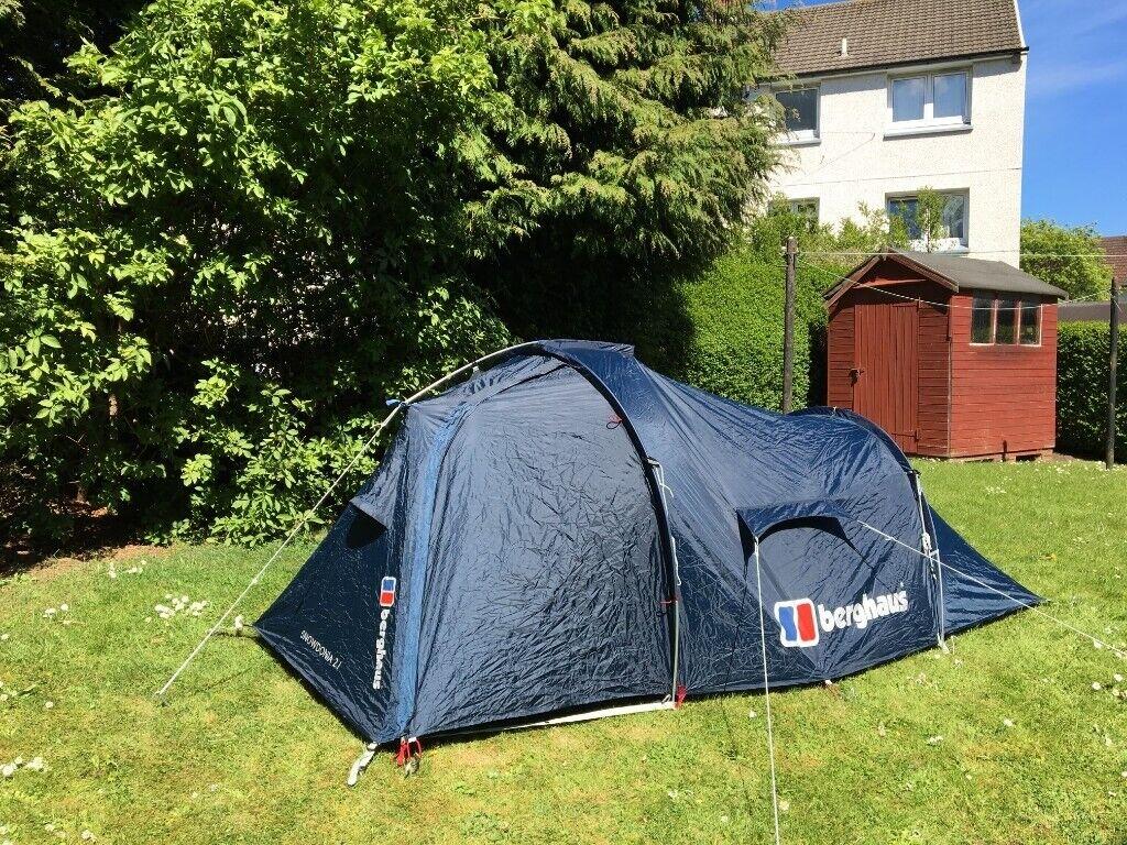 famous brand best sneakers best deals on 2-Man Tent For Sale: Berghaus Snowdonia 2.1 | in Blackford, Edinburgh |  Gumtree
