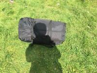 5 man tent with electric cable