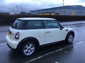 Mini one 1.6 Auto - Low mileage - White