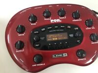 Guitar Effects, Line 6 PodXT Guitar Preamp & Effects Processor