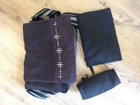 Baby Changing bag (Lassig Messenger bag series)