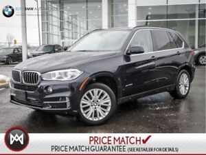 2015 BMW X5 LUXURY, NAV, AWD
