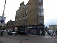 1 bedroom UNFURNISHED 1st floor flat to rent on Orwell Terrace, Dalry, Edinburgh