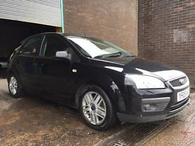2005 FORD FOCUS GHIA TDCI DIESEL CAR WITH FULL SERVICE HISTORY ***BRAND NEW CLUTCH***