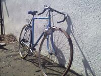 Sun Birmingham 70s retro road bike - large 23 inch frame