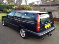Volvo 850 T5 Estate Automatic Wanted