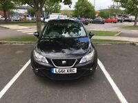 2011 (61 plate) Seat Ibiza Se - Very low mileage!