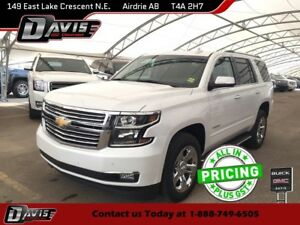 2017 Chevrolet Tahoe Premier NAVIGATION, SUNROOF, HTD/CLD SEATS