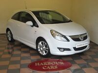 2011/11 Vauxhall Corsa 1.2i 16V [85] SXi, 33,000 Miles, Factory Vxr Styling, 1 Previous Owner